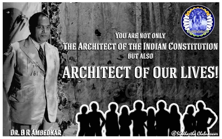 Architect of Life Dr. Babasaheb Ambedkar Wallpaper HD Quotes Jay Bhim Jai Bhim Buddhambedkar